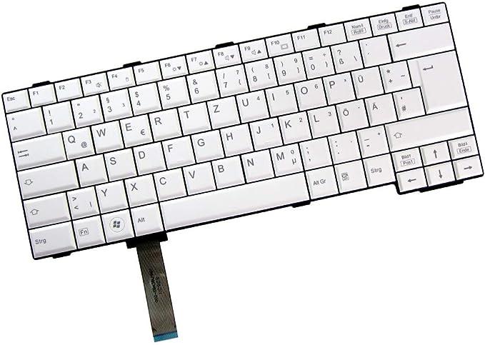 CA CP611395-01 MP-09K36CU-D8521W Keyboard for Fujitsu Lifebook S752