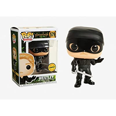"Funko POP! Movies Princess Bride Westley 3.75"" CHASE VARIANT Vinyl Figure: Toys & Games"