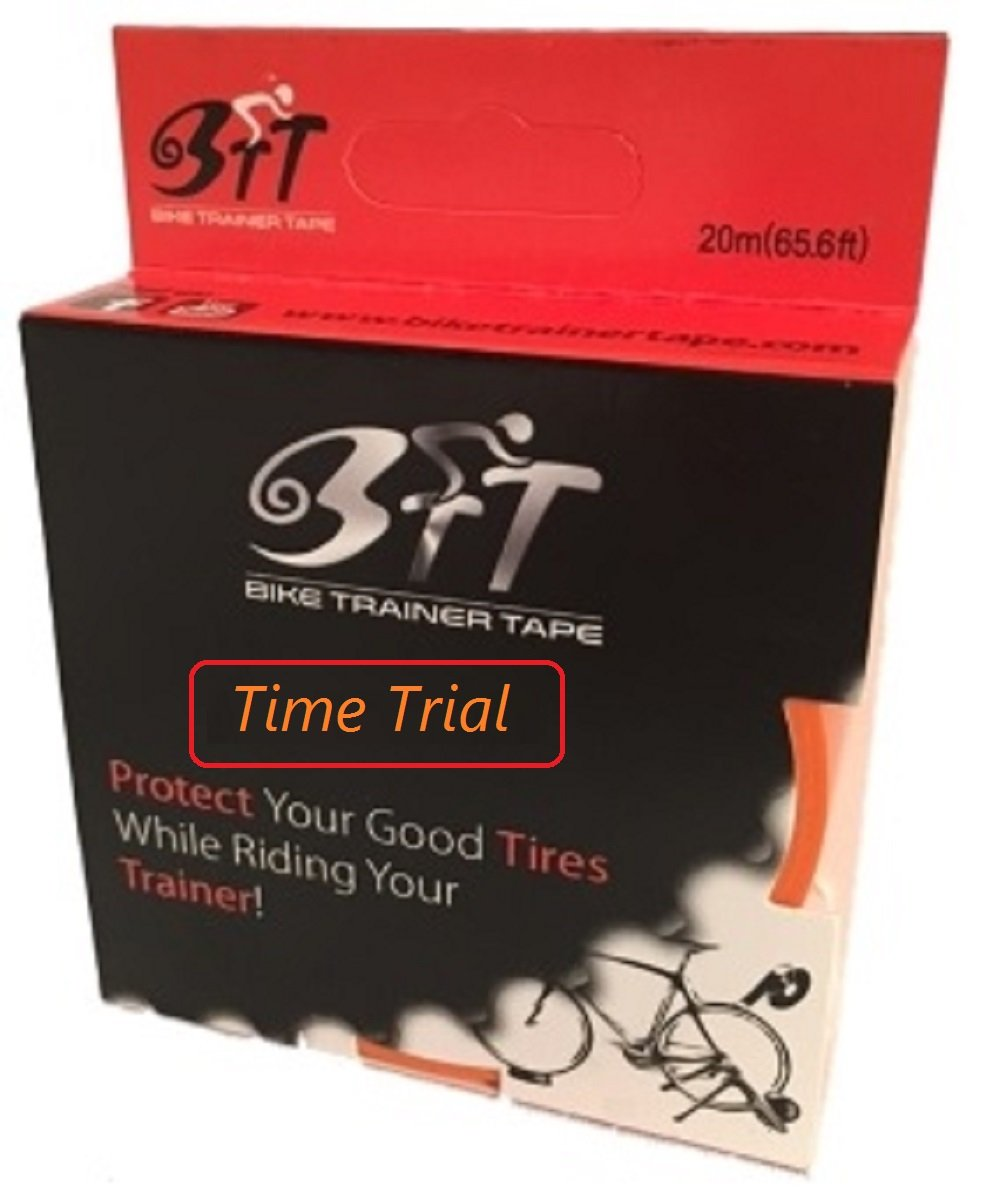 Bike Trainer Tape - Time Trial MARS Fitness