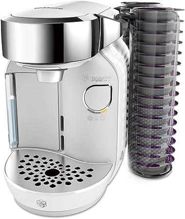 Bosch Caddy Tassimo Multibebidas automática TAS7004, 1.3 W, 1.2 litros, Plástico, Blanco: Amazon.es: Hogar