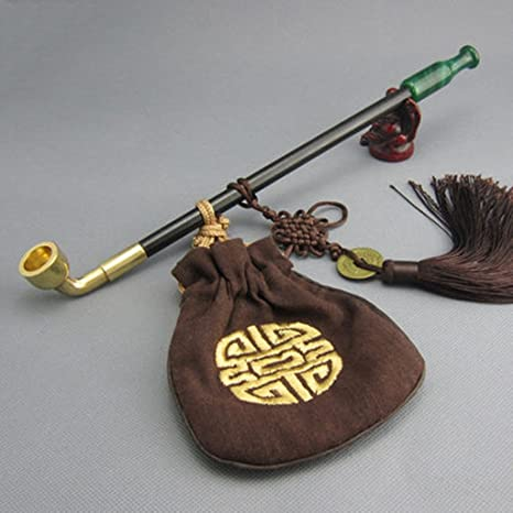 Liuyu · Living Home Tabaco Tabaco Bolsas de Tabaco Brass ...