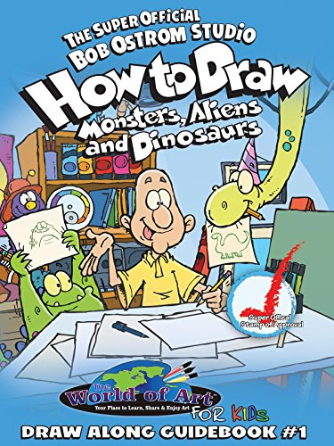 how-to-draw-monsters-aliens-dinosaurs