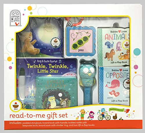 Read-to-Me Gift Set - Nightime Board Book Collection