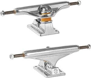 Independent 169 Stage 11 Standard Skateboard Trucks Polished Silver 9.125