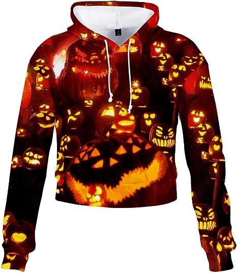 Pumpkin Boobs Sweater Halloween Costume Fancy Dress Mens Womens Jumper New S-XL