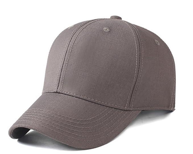 Algodón gorra de béisbol moda gorra al aire libre sombrero casual hombres  mujeres jóvenes gorra jpg 54fb0a3d441