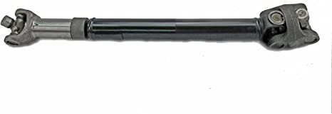 CRS N98716 New Prop shaft//Drive Shaft Assembly NV 241 Light Duty Transfer Case for Dodge 1996-1998 Ram 2500//1995-1998 Ram 1500 w//A.T about 19 Long Front