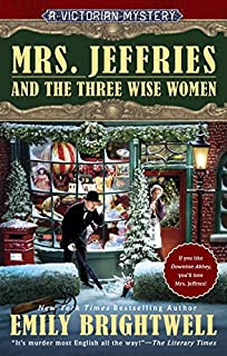 Book Cover: Mrs. Jeffries and the Three Wise Women