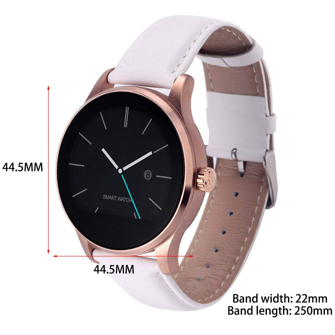 K88H Smart Watch Tracker Reloj de Pulsera con Bluetooth ...