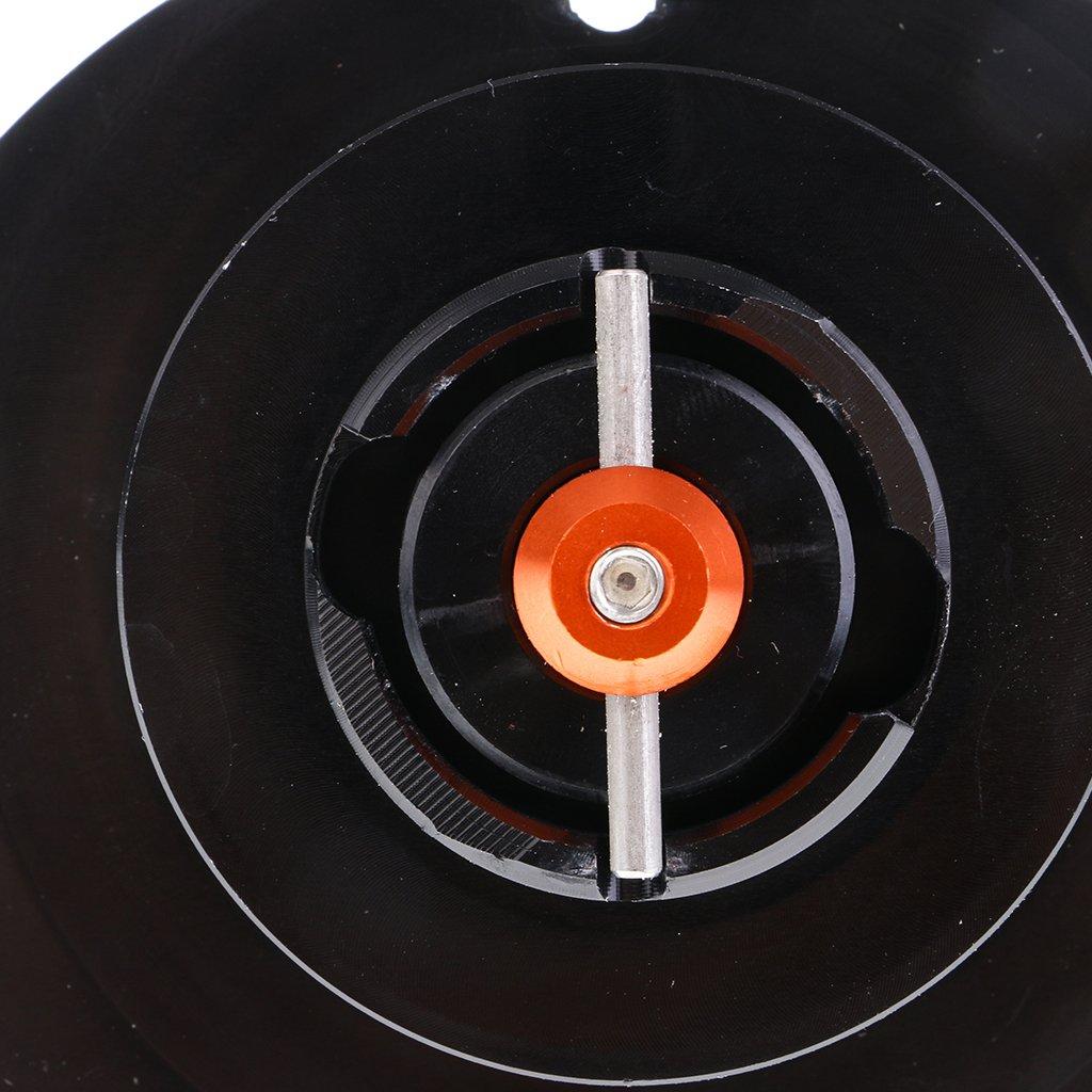 D Dolity 1 St/ück Benzin Tankdeckel Kraftstoff-Schnellverschluss Tankdeckel F/ür Yamaha R1 R6 Ysr50 Yzf600 Yzf1000