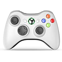 Wireless Controller for Xbox 360, VOYEE Enhanced Controller with Upgraded Joystick for Microsoft…