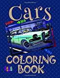 Cars  Coloring Book : Best Car Coloring Book for Boys 4-12 Year Old!  (Coloring Book - Cars)