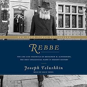 Rebbe Audiobook