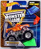 Hot Wheels Monster Jam 1:64 Scale - El Toro Loco with Stunt Ramp #04