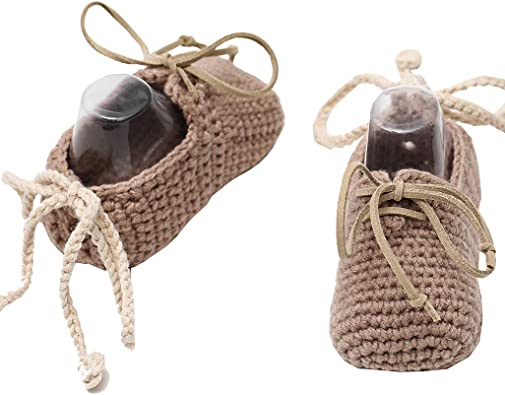 Crochet Baby Booties Unisex Baby Shoes