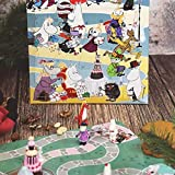 Moomin 2020 Advent Christmas Calendar with Plastic