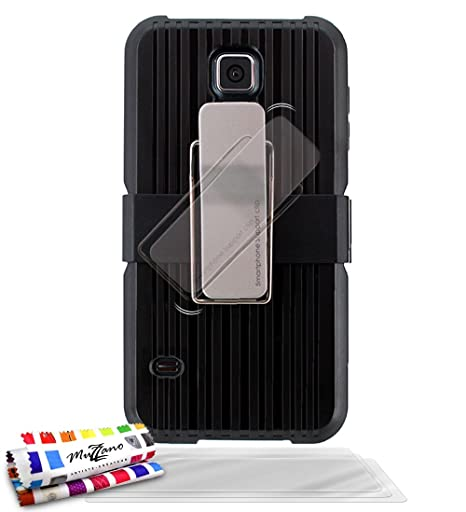 Amazon.com: MUZZANO - Carcasa para Samsung Galaxy S5 ...
