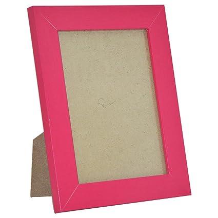 Buy Jus Awesum Single 8x10 Photo Frame(Neon Pink) Online at Low ...