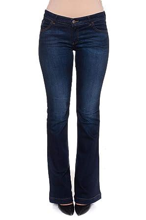9ca45839472e Emporio Armani - Jeans - Femme Bleu Bleu  Amazon.fr  Vêtements et  accessoires