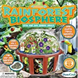 DuneCraft RB-0019 Rainforest Biosphere Science Kit