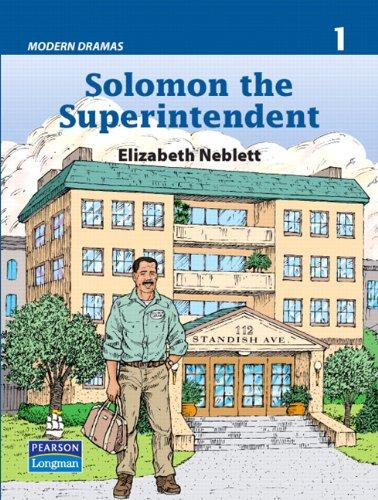 Solomon the Superintendent (Modern Dramas 1)