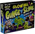 Grafix Glowing Gunge Slime Weird Science Set for Kids Fun Experiments Kit