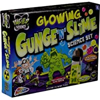 Grafix – Weird Science – Glowing Gunge 'n' Slime – Kit de Science Gluante et Brillante (Import UK)