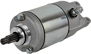 Rareelectrical NEW STARTER COMPATIBLE WITH 88-97 HONDA TRX300 ATV REPLACES 31200HA0773 SM13213 31200HA6774