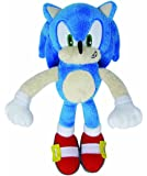 "Jazwares Sonic The Hedgehog Plush - 8"" Modern Sonic"