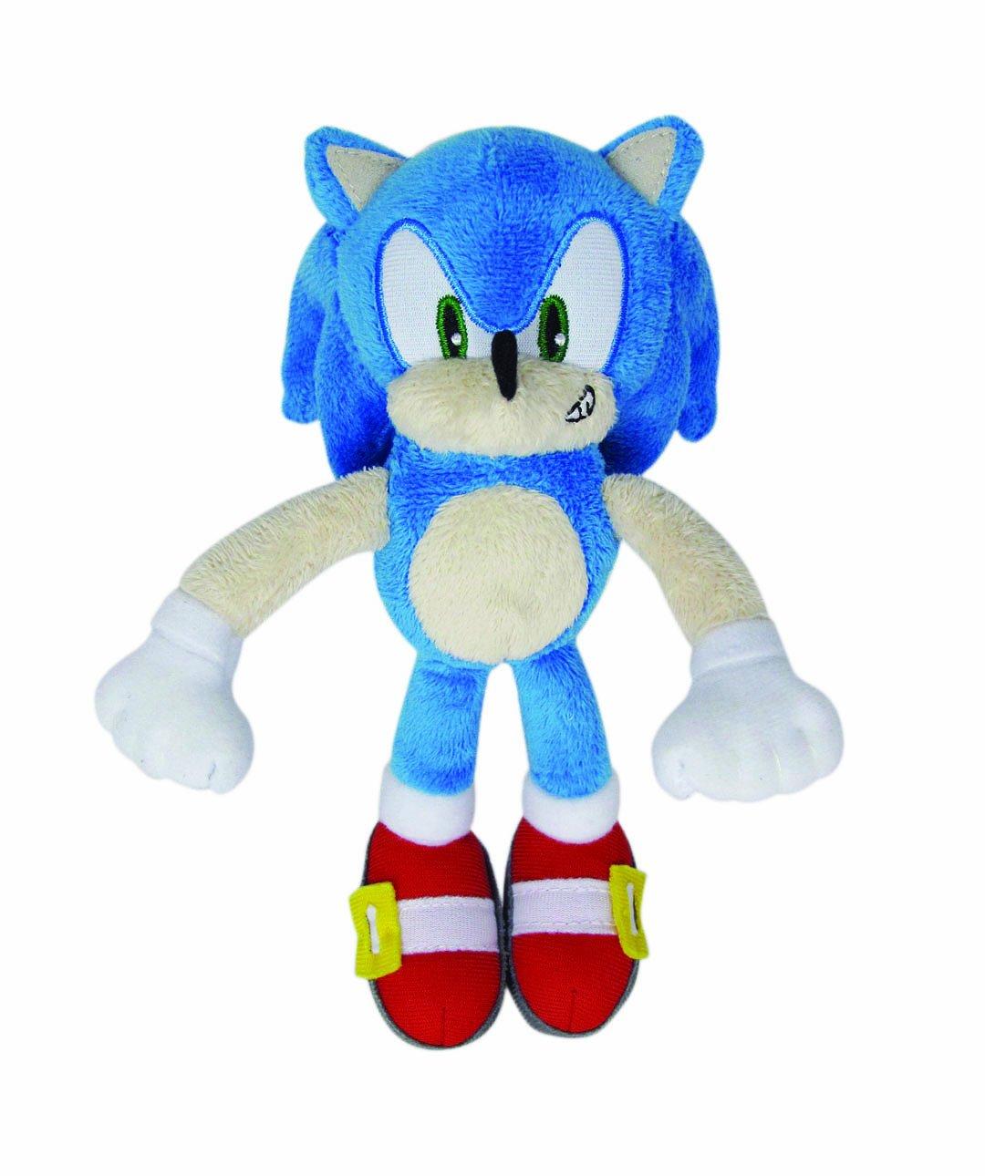amazon com jazwares sonic the hedgehog plush 8
