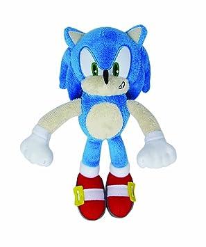 Rockin Robot - Erizo de peluche Sonic (Jazwares 65774)