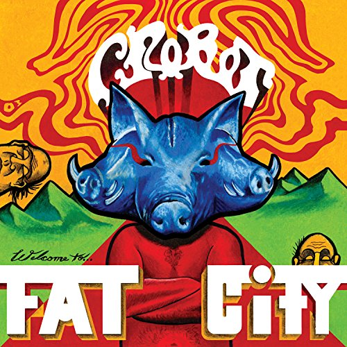 Crobot - Welcome To Fat City - CD - FLAC - 2016 - NBFLAC Download