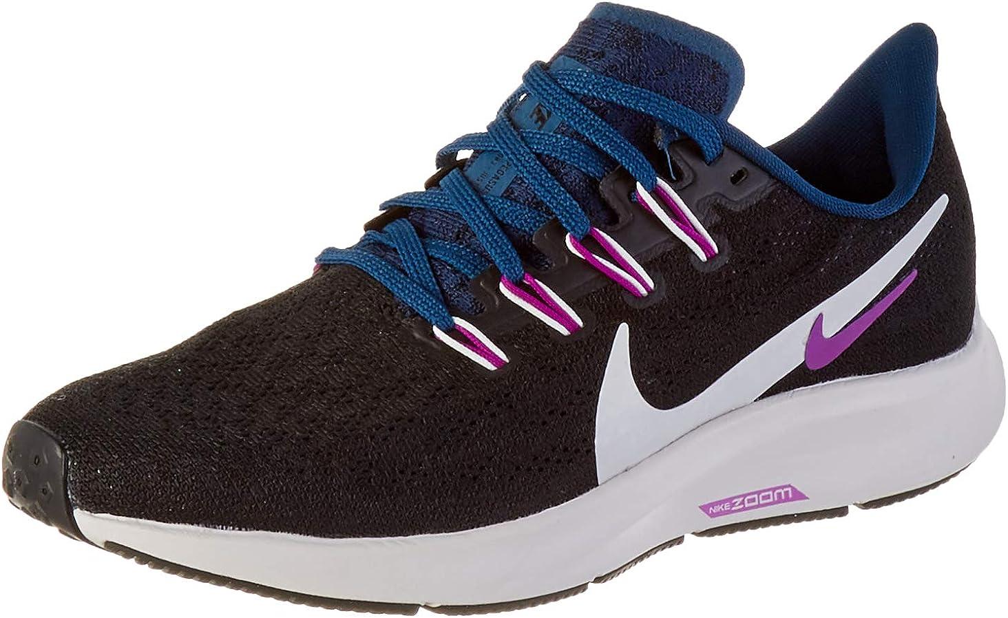 NIKE Wmns Air Zoom Pegasus 36, Zapatillas para Correr para Mujer