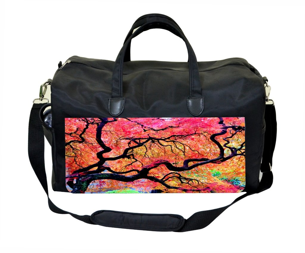 Colorful Tree Therapist Bag