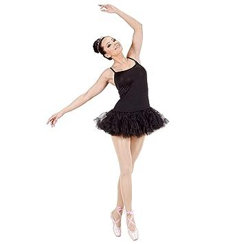 WIDMANN 76423 ? Prima bailarina disfraz, versión Negro, De Talla L ...