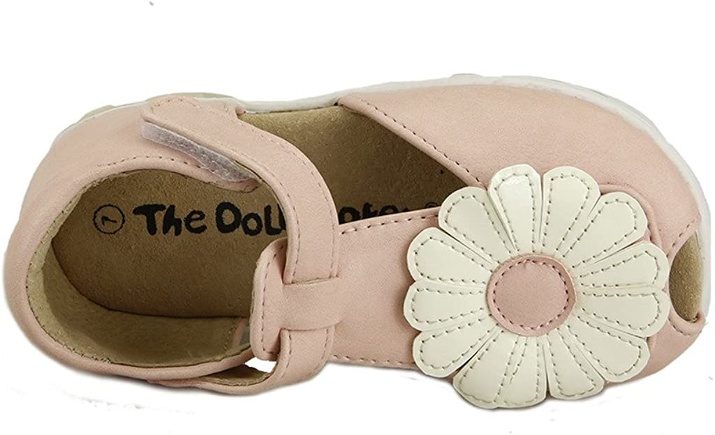 The Doll Maker Open Toe T Strap Sandal
