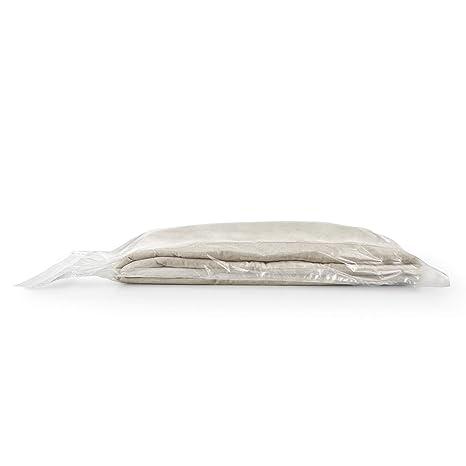 Rayen - Bolsas al vacío para ropa. Funda de almacenamiento al vacio para ropa. Bolsa de almacenaje para guardar ropa al vacío. 55 x 90 cm. ...