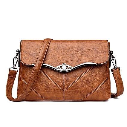 Amazon.com: Rcnry Bag - Bolso de hombro para niña, diseño ...