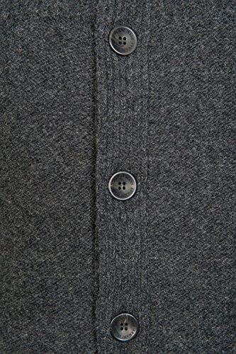 Armani Jeans Mens Cardigan/Hooded Knitwear B6W63TW Size XL Grey by ARMANI JEANS (Image #2)