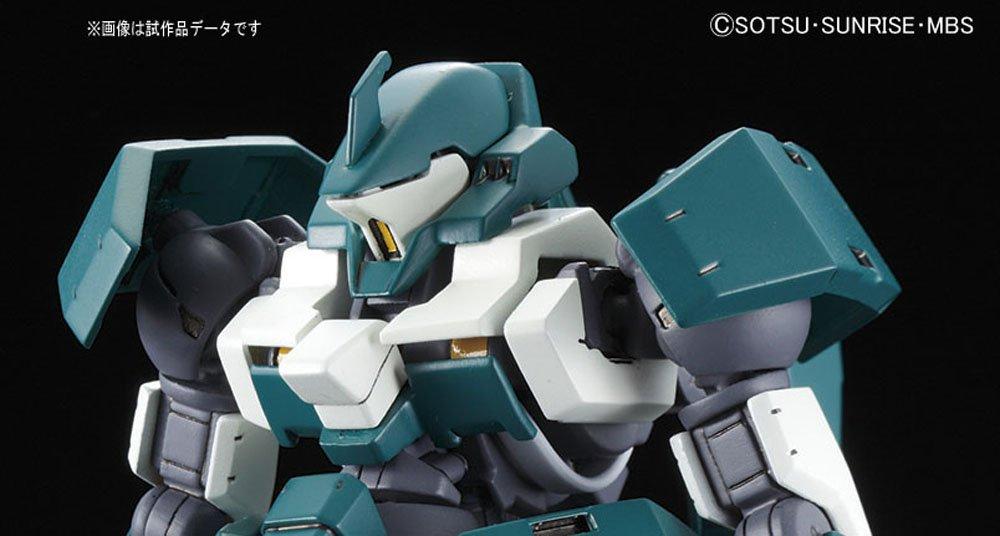 Escala 1//144 Bandai Hobby HG IBO Julieta de Funda para reginlaze Kit de construcci/ón IBO Gundam,