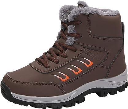 Cotton Shoes Hiking Shoes Snow Boots