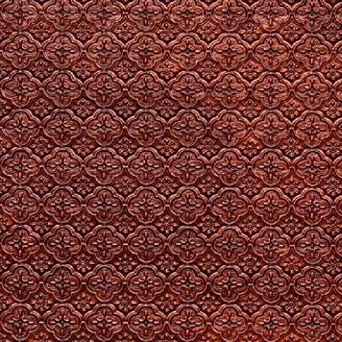 Amazon.com: Plastic Antique Copper Kitchen Backsplash Wall