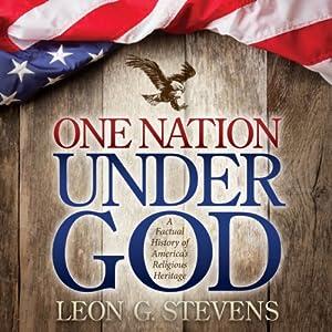 One Nation Under God Audiobook