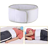 Lumbar Pillow For Sleeping Support Lumbar Sleep Roll Hip Pain Relief Bed Back Support For Lower Back Waist Sciatica…