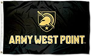 Army Black Knights Athena Shield College Flag