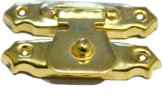 Selection Of Metal Clasps//Hasp Latch For Wooden Boxes //Trinkets//Arts And Crafts