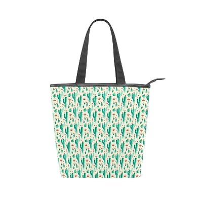 Amazon.com: Cactus Backdrop Pequeño y Abalorio Mujer Lienzo ...
