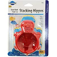 Dreambaby Stacking Hippos Bath Toy
