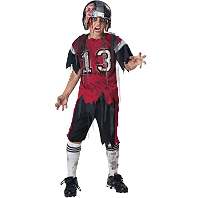 InCharacter Costumes Dead Zone Zombie Costume, Size 10/Large: Toys & Games