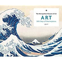 Art: 365 Days of Masterpieces 2017 Calendar